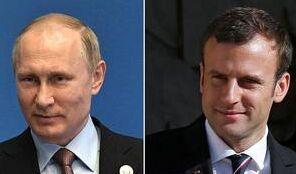 BBC在线收听下载:法国总统马克龙将会见普京