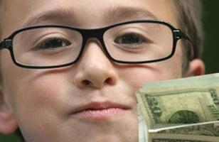 实战口语情景对话 第793期:Kids and Money 孩子和钱