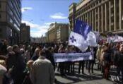 VOA常速英语:Amnesty Warns Attacks on Human Rights Activists at Crisis Point