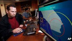 VOA慢速英语:False Earthquake Alarm Sends Tremors Across Twitter