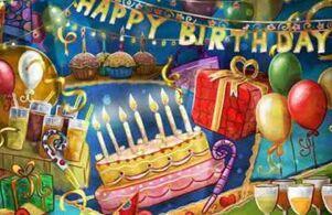 生日派对 Birthday Party