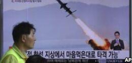 VOA常速英语:North Korea Threat Continues(翻译)