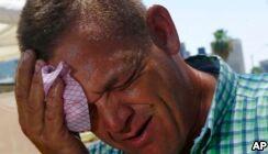 VOA慢速英语:许多地方已经开始感受到夏至的高温