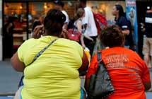 全球三分之一人口超重 美国成年肥胖人数最多