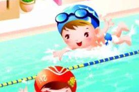 我想学会游泳 I Want to Learn Swimming