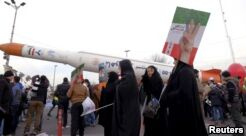 VOA慢速英语:Iran Launches Rocket, Trump Seeks to Test Nuke Deal