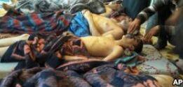 VOA常速英语:Holding the Assad Regime Accountable