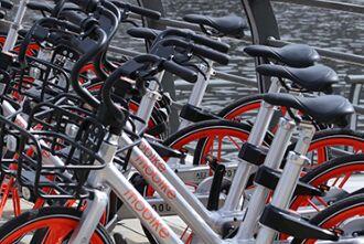 摩拜单车在英国被破坏 歪果人民素质差不多