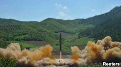 VOA慢速英语:North Korea Missile Program Progressing Faster Than Thought