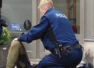 芬兰史上第一次遭遇恐怖袭击