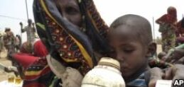 VOA常速英语:Staving Off Hunger in Ethiopia and Kenya