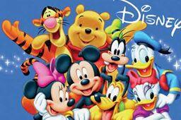 I Like Disney Animation 我喜欢迪士尼的卡通动画