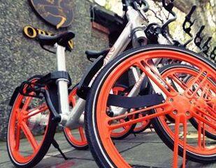 国际英语新闻:China's Mobike sued for patent infringement