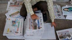记者被捕 巴格达法律引人关注