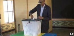 美国关注卢旺达的选举
