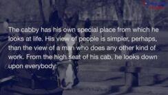 VOA慢速英语:欧亨利:从出租马车的驾驶座上