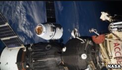 VOA慢速英语:冰淇淋成太空站补给品