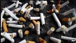 VOA慢速英语:让美国人更容易戒烟