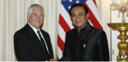 VOA常速英语:U.S.-Thailand Relations(翻译)