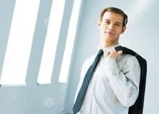 A Successful Businessman 一个成功的商人