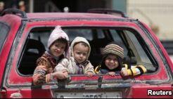 联合国官员:利比亚动乱伤害儿童