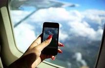 中国民航局宣布一件大事!飞机上将可以玩手机了!