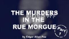 VOA慢速英语:埃德加・爱伦・坡的《莫尔格街凶杀案》Part One