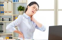 久坐党福音!这8种食物能缓解腰酸背痛