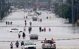 BBC在线收听下载:美国飓风袭击 多座城市宣布宵禁