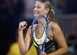 BBC在线收听下载:莎拉波娃禁赛15个月后重回赛场