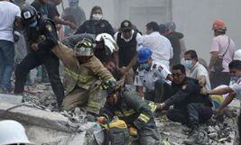 BBC在线收听下载:墨西哥继续搜救地震中的幸存者