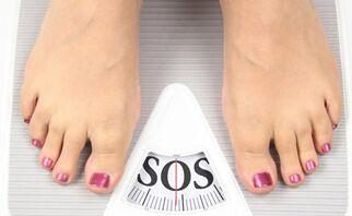 最新研究表明 每天只量体重不运动也能瘦下来!