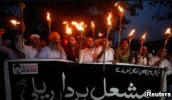 亵渎在巴基斯坦是一个生死攸关的问题