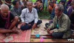柬埔寨原住民团体守护土地抵制水坝工程