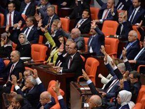 国际英语新闻:Turkish parliament extends mandate for troop deployment in Iraq, Syria