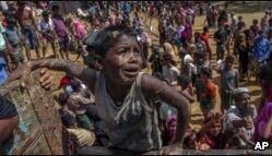 缅甸艰难应对罗兴亚族危机