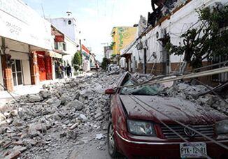国际英语新闻:Rescue teams work to find survivors as Mexico quake toll reaches 230