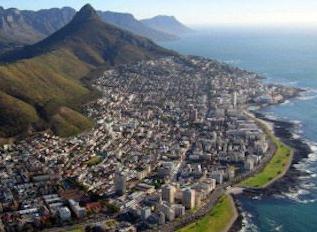 实战口语情景对话 第970期:Capetown 开普敦