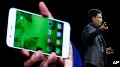 VOA慢速英语:亚洲手机制造商的快速崛起