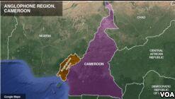 喀麦隆数百万英语学生无法上学