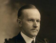 VOA慢速英语:Calvin Coolidge: Silent