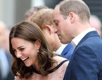 凯特王妃被曝和男性跳舞?他究竟是什么来头