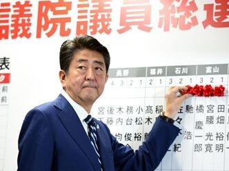 国际英语新闻:Japan's ruling camp wins two-thirds majority in lower house election amid opposition splitt