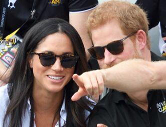 梅根会见女王,哈里王子的婚事真要敲定了