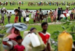 英语访谈节目:缅甸佛教徒对遣返罗兴亚人表示抗议