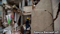 墨西哥城现在向手机发送地震警报