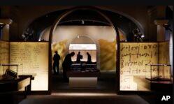 VOA慢速英语:新圣经博物馆在华盛顿开幕