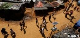VOA常速英语:U.S. Supports Safe Return of Rohingya to Burma