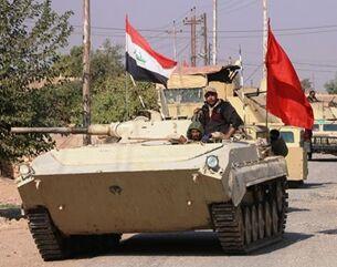 国际英语新闻:Iraqi forces liberate last IS urban stronghold