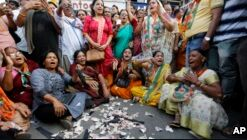 印度的货币禁令